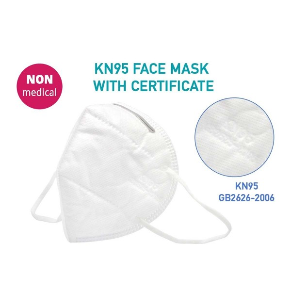 KN95 Masks 20 pcs in a box with packing