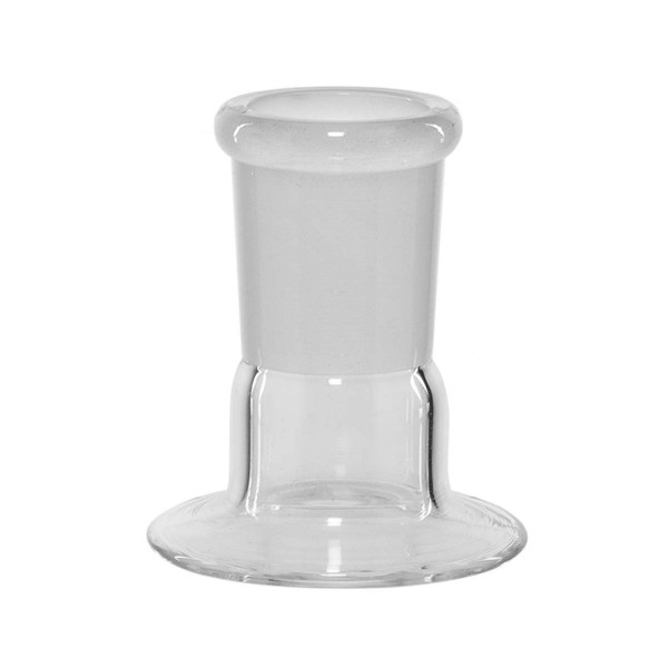 Stand Slide Holder - H:4,5cm Glass slide stand with 1 holder fits on any 18.8 mm male joint