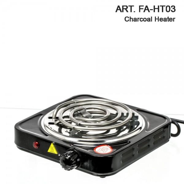 Charcoal Burner Heater 1000W