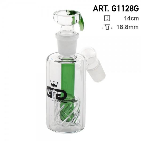 Grace Glass   Precooler Green
